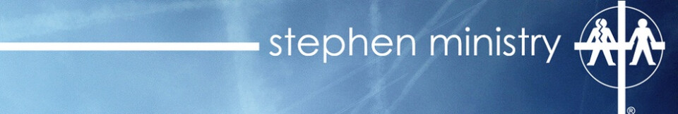 Stephen Ministry Continuing Ed. & Supervision