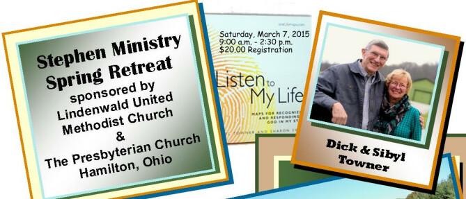 Stephen Ministry Retreat