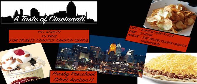 HOME ROTATOR Taste of Cincinnati