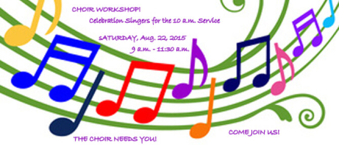 Choir Workshop