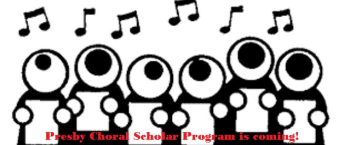 Choral Scholar Program