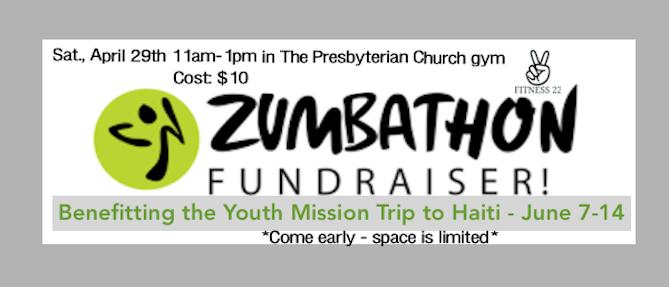 Zumbathon Fundraiser