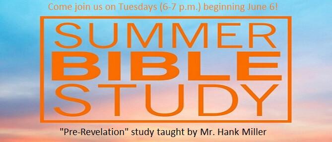 Pre-Revelation Study