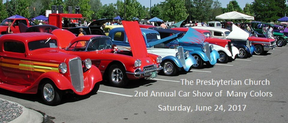 2nd Annual Car Show