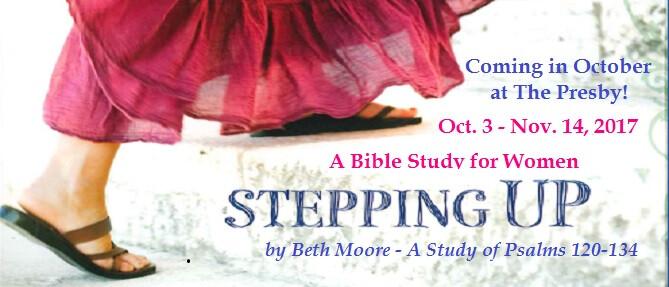 Women's Bible Study Dates