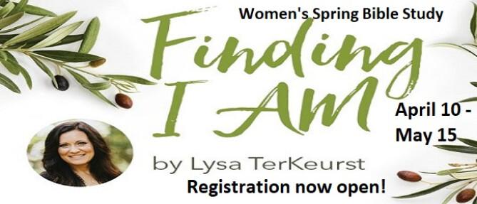 Women's Spring Bible Study