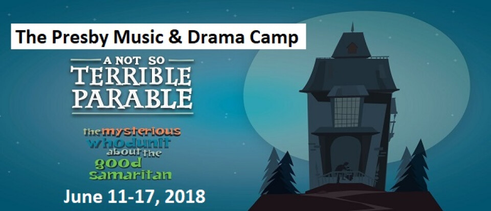 The Presby Music & Drama Camp