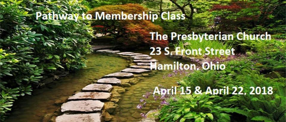 Pathway Membership Class
