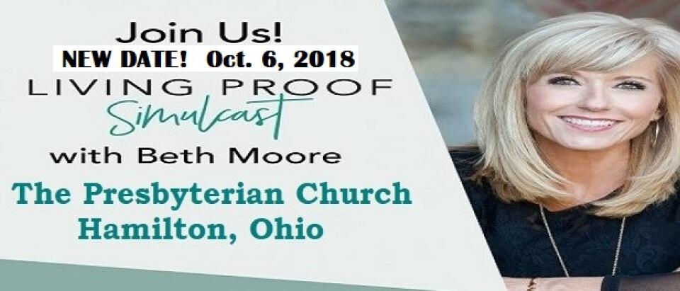 Beth Moore Simulcast