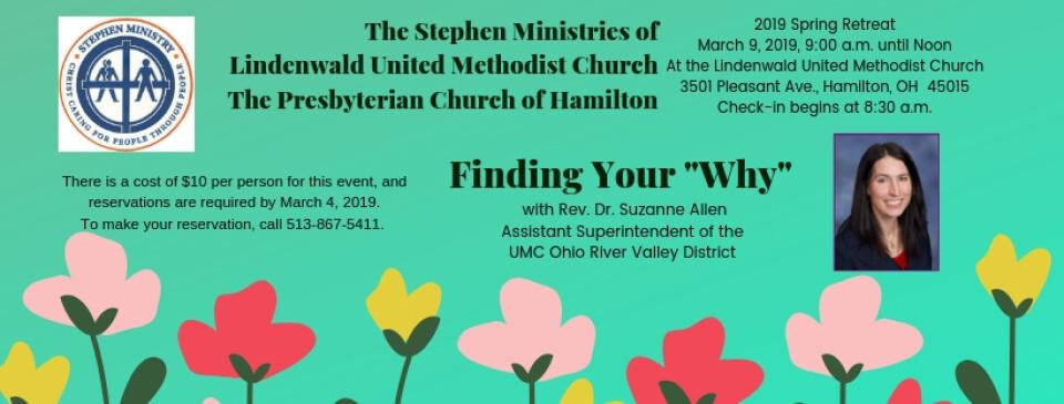 Stephen Ministry Retreat 2019