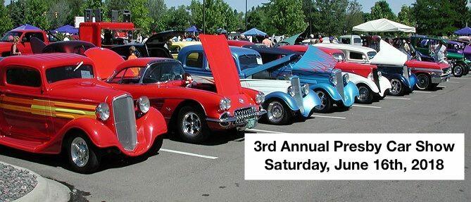 3rd Annual Presby Car Show