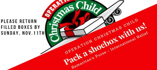 Operation Christmas Child Shoebox.Operation Christmas Child Shoebox Collection The
