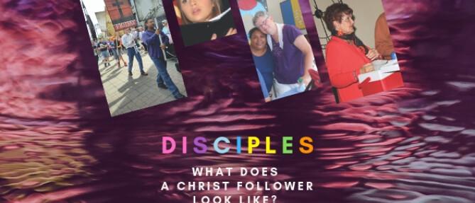 Discipleship Sermon Series