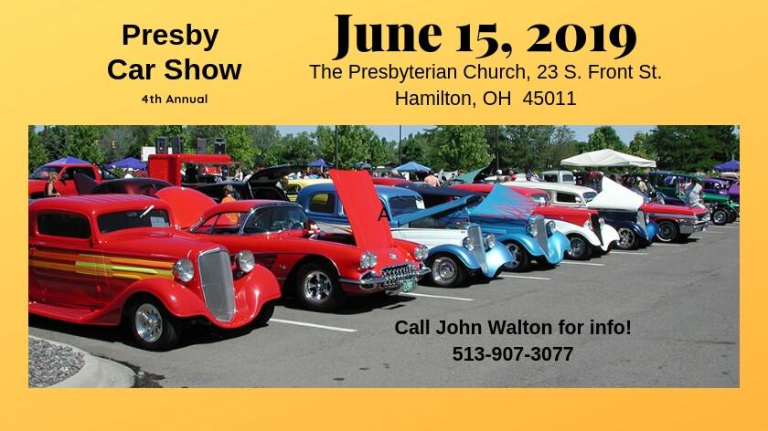 Presby Car Show