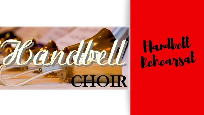 Handbell Rehearsal