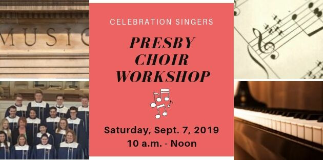 Choir Workshop 2019