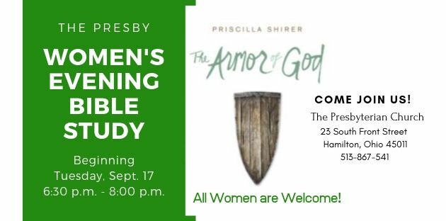 Fall Women's Bible Study (Evening)