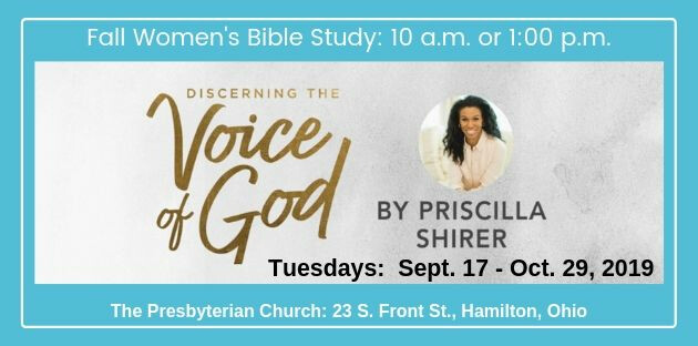 Fall Women's Bible Study (Day)