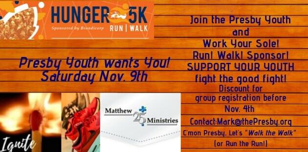 Hunger 5K Run/Walk
