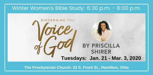 Winter Women's Bible Study (Evening)
