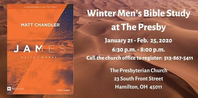 Winter Men's Bible Study