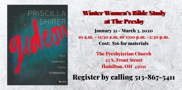 Winter Women's Bible Study (Day)