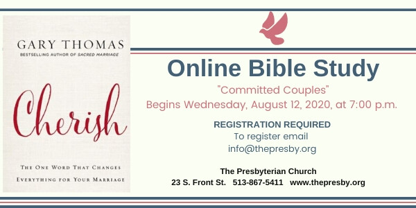 Online Bible Study - Committed Couples