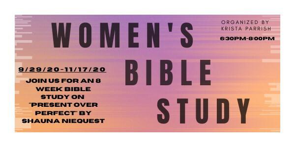 Fall Women's Bible Study - Shauna Niequest