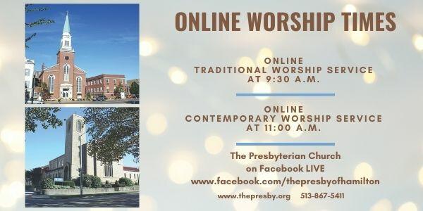 Online Praise Worship Service